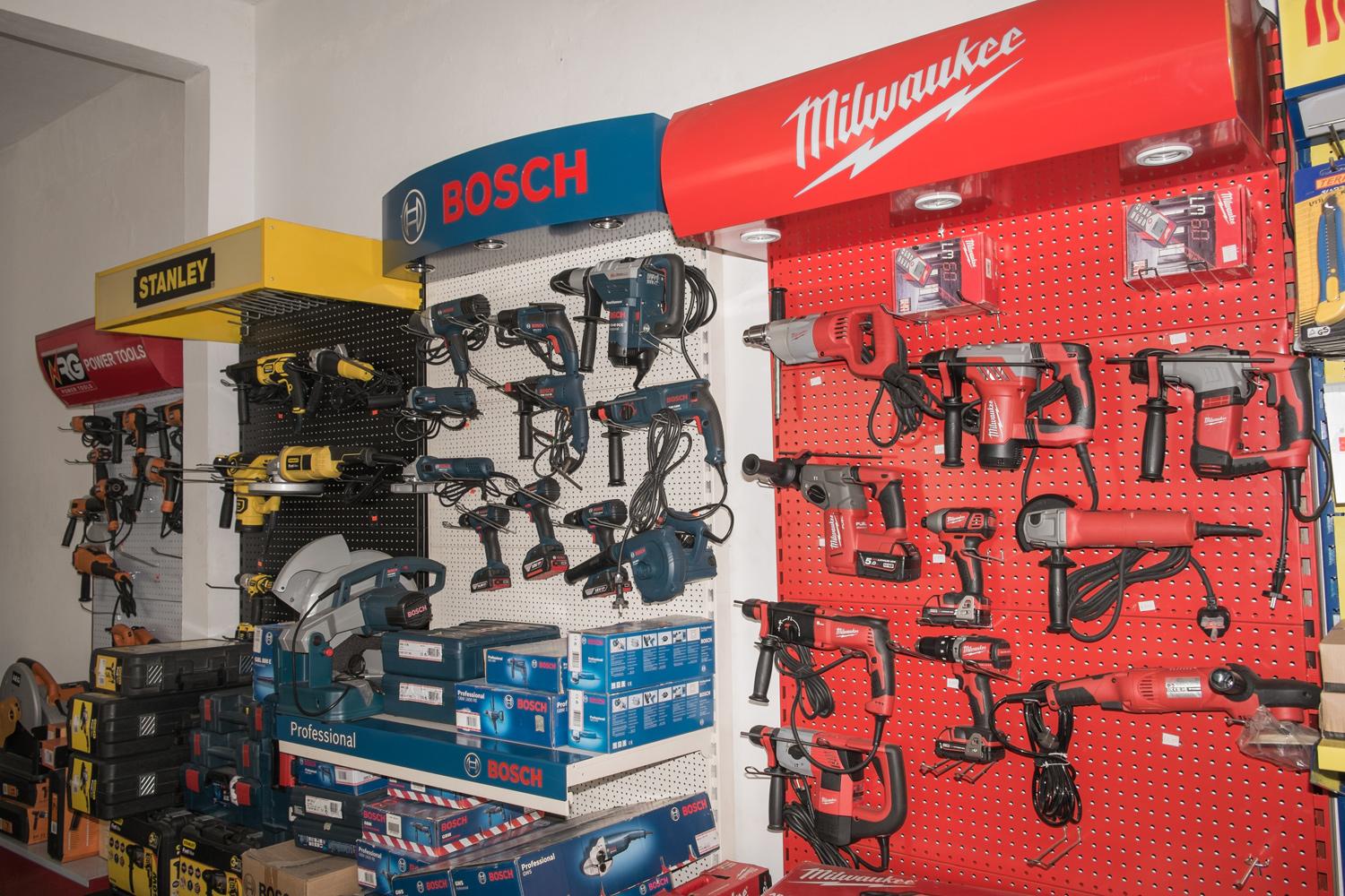Electricals tools in Ghana
