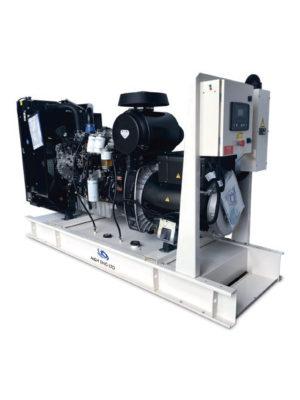 Diesel electric power generator IPG150 in Ghana
