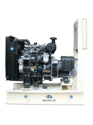 Diesel electric power generator IPG15 in Ghana