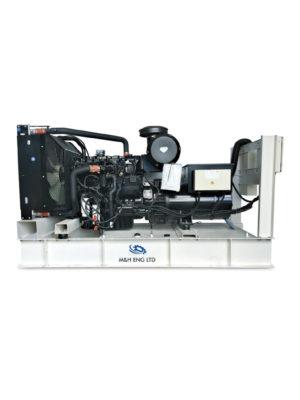 Diesel electric power generator IPG300 in Ghana