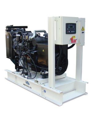 Diesel electric power generator IPG60 in Ghana