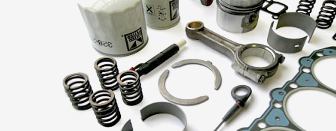 Lister Petter engine parts in Ghana - M&H Engineering