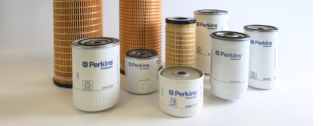 Perkins filters in Ghana