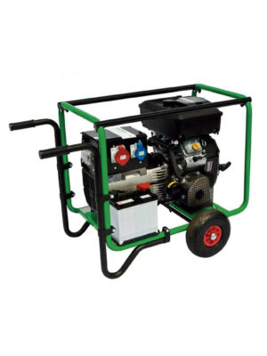 Petrol electric power generator Energy EY 12 MBE in Ghana