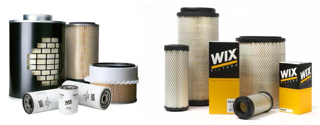 WIX filters in Ghana