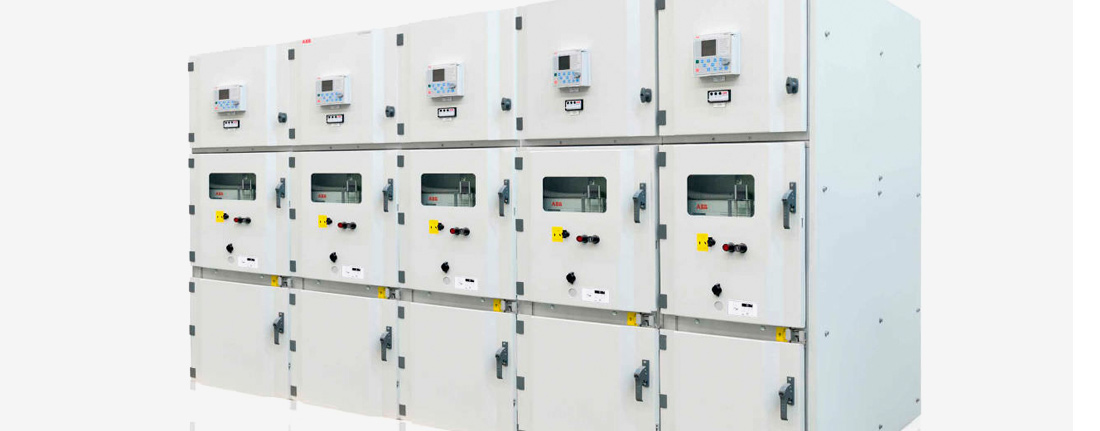 Switch gears and ABB products in Ghana